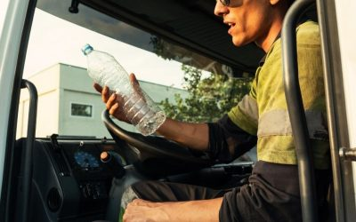 3 Hydration Tips for Truck Drivers