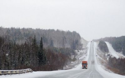 3 Tips for Truckers Driving in the Snow